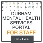Visit the Durham Mental Health Services Portal in new window