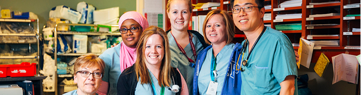 Lakeridge Health Staff