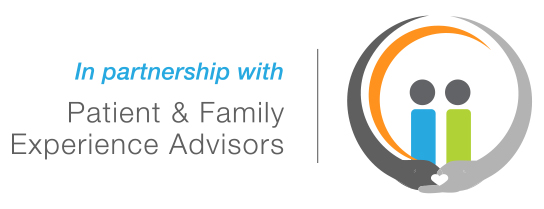 Patient and Family Experience Advisors logo